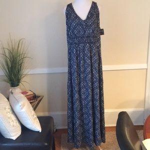 Eddie Bauer NWT 2XL Maxi Dress
